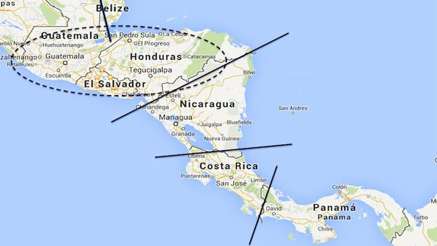 La difícil integración de Centroamérica: un salami a rodajas