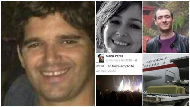 Ya han muerto 25 españoles civiles en atentados terroristas en el extranjero desde 1994