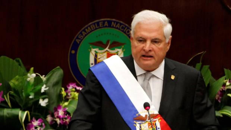 Detienen en miami al expresidente de panam ricardo martinelli for Martinelli levico