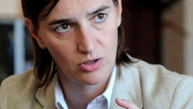 Serbia tendrá por primera vez a una mujer homosexual al frente de su Gobierno