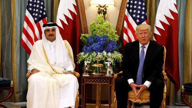 Qatar compra cazas F-15 a EE.UU. por 10.700 millones de euros pese a las acusaciones de Trump