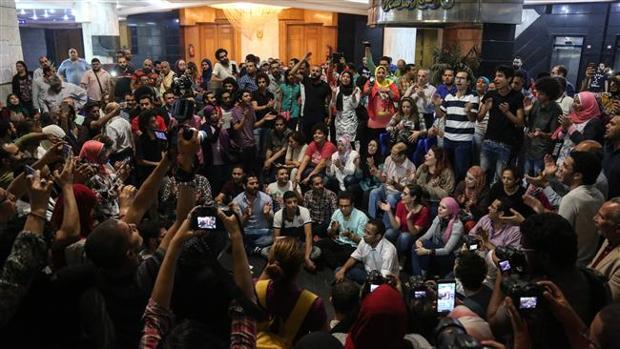 Oleada de arrestos en Egipto después de que aprobara la cesión de dos islas a Arabia Saudí