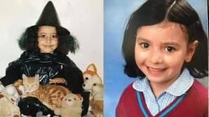 Malek, de ocho años, y Tazmin Belkadi, de seis, han sobrevivido al incendio de la Torre Grenfell, en Londres
