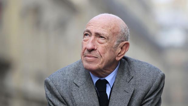 El filósofo Nicolas Grimaldi