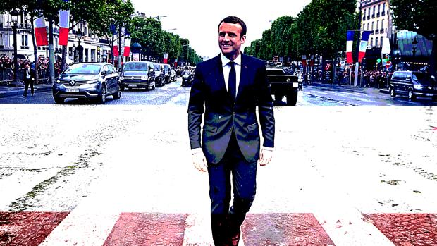 Macron: asalto al poder absoluto en solo 14 meses