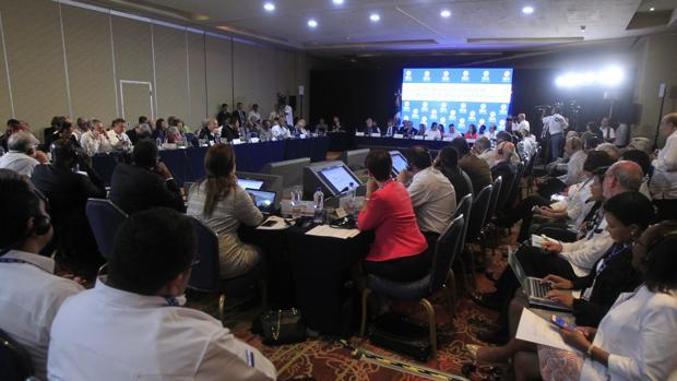 Vista general durante de la 29ª Reunión de Consulta de Ministros de Relaciones Exteriores