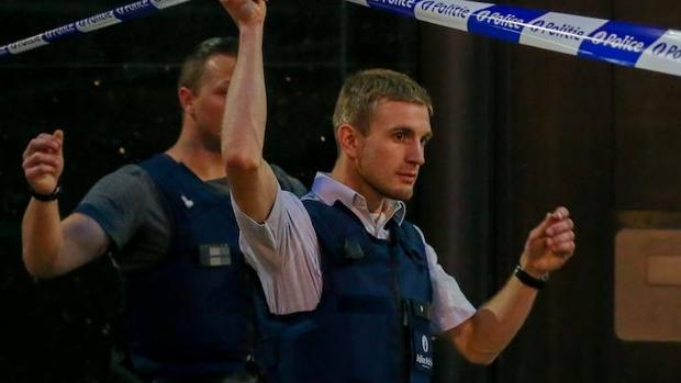 El atacante de la estación de Bruselas era conocido por delitos sexuales, pero no por terrorismo