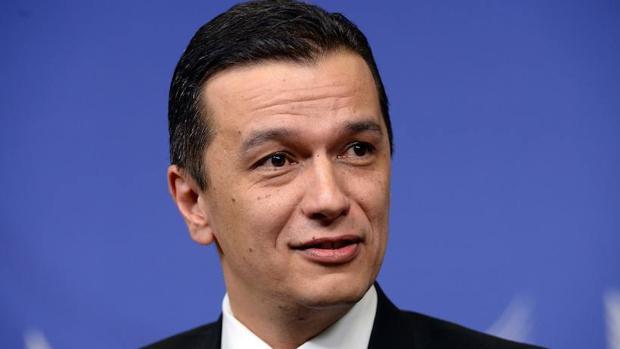 El primer ministro rumano, Sorin Grindeanu, cae en una moción de censura