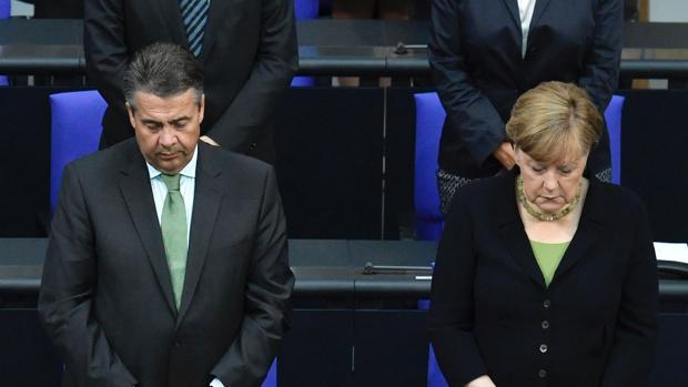 El Bundestag rinde homenaje a Helmut Kohl