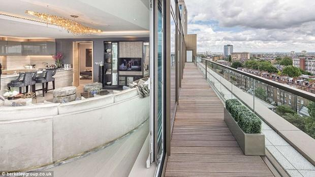 El gobierno brit nico compra pisos de lujo para los for Compra de pisos en madrid