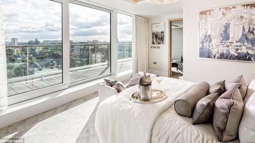 Fotos gobierno brit nico compra apartamentos de lujo a - Apartamentos lujo londres ...