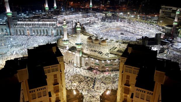 La Policía saudí desarticula un atentado en la Gran Mezquita de la Meca