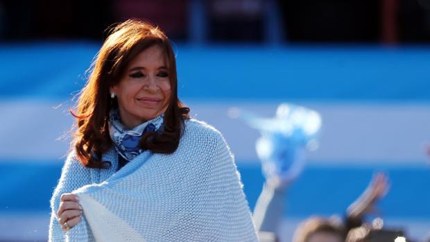 Cristina Fernández de Kirchner confirma su precandidatura a senadora