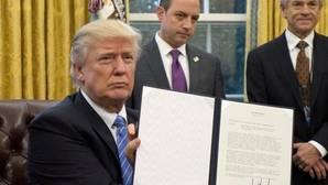 El Supremo admite parte del veto migratorio de Trump