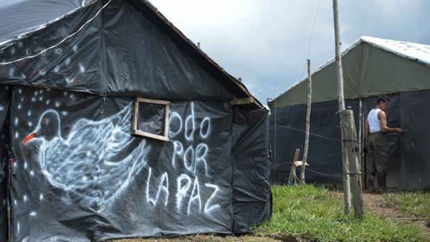 La ONU asegura que ya tiene en su poder las 7.132 armas de las FARC