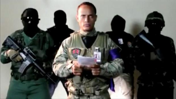 Óscar Pérez, el superpolicía actor que atacó la sede del Supremo venezolano