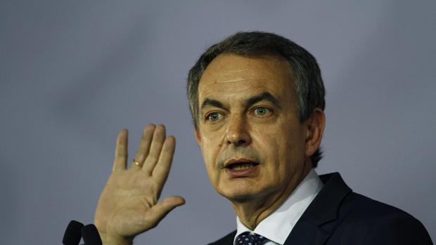 Zapatero: «Trump será apenas un paréntesis en la historia del progreso humano»
