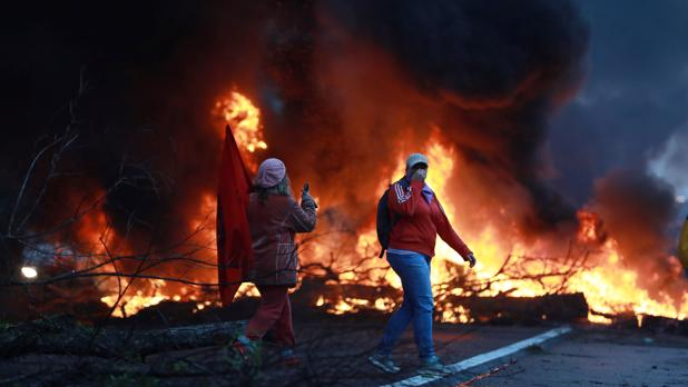 El presidente Temer se enfrenta a su segunda huelga en dos meses