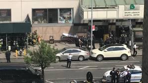 Un muerto y varios heridos por disparos en un hospital de Nueva York