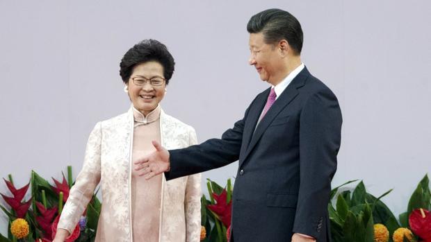 El presidente de China advierte que no tolerará el independentismo en Hong Kong