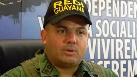 General en la reserva Cliver Alcalá Cordones