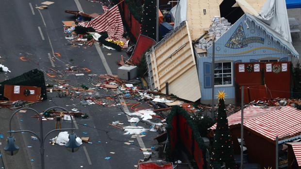 Los españoles que le compraban drogas al yihadista del camión de Berlín: «Era simpático, repartía abrazos»