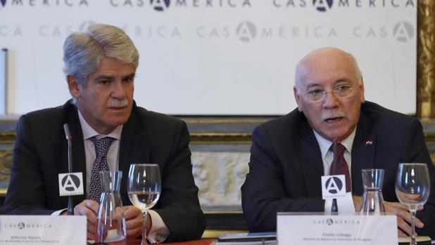 Paraguay da por fracasada la mediación que contó con Zapatero en Venezuela