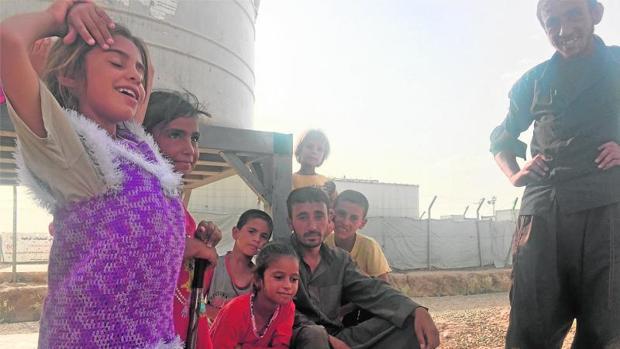 Daesh extiende el terror a los campos de refugiados en Irak