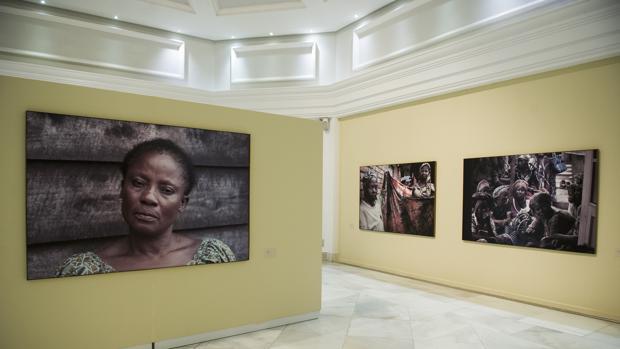 Las violaciones sistemáticas de mujeres en el Congo denunciadas a través de una exposición fotográfica