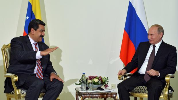 Rusia rechaza la injerencia externa en el conflicto político en Venezuela