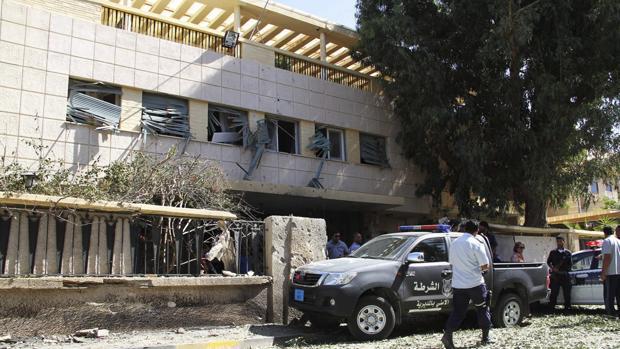 El mariscal Hafter anuncia la liberación de Bengasi tras tres años de asedio