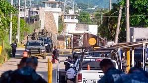 Imagen de los exteriores de la prisión de Acapulco en México