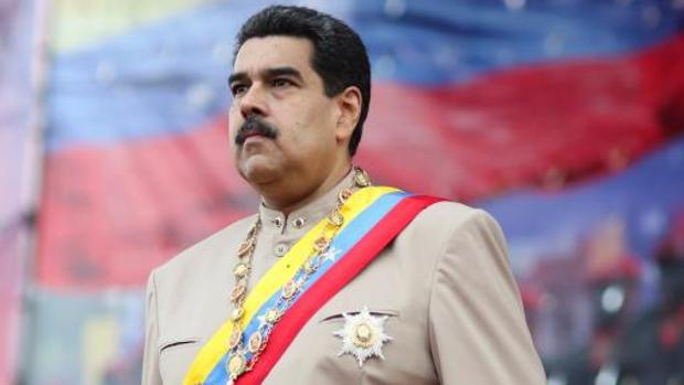 Nicolás Maduro, objetivo de las protestas