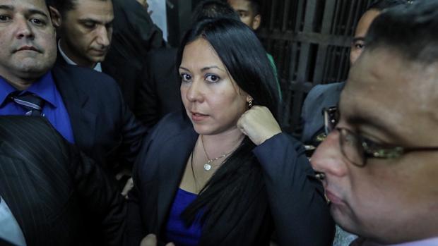 La vicefiscal chavista, vetada de Buenos Aires