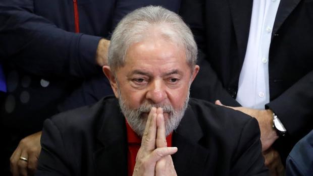 Hemeroteca: Lula afirma que quiere ser candidato presidencial pese a la condena | Autor del artículo: Finanzas.com