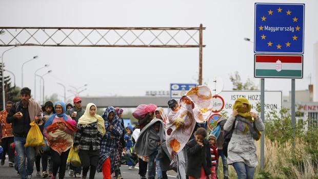 Hemeroteca: Austria presenta un plan para poder reducir a cero la inmigración ilegal   Autor del artículo: Finanzas.com