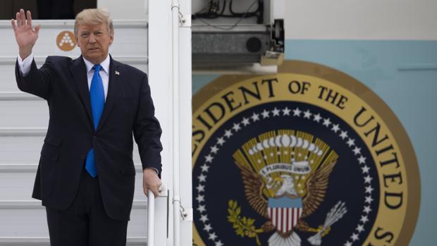 Hemeroteca: Trump dice que EE.UU. no está preparado para la reforma migratoria | Autor del artículo: Finanzas.com