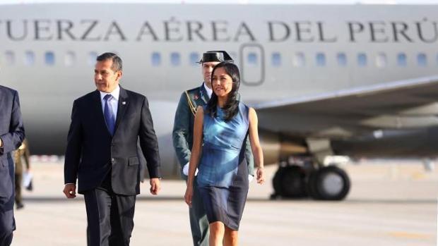 Humala y su esposa Nadine Heredia irán a prisión para ser juzgados por el caso Odebrecht
