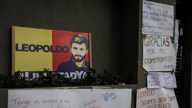 Leopoldo López agradece a Macri su apoyo