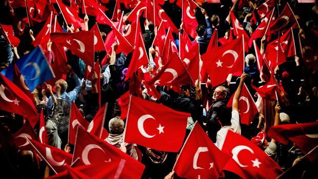 Un año del golpe de Estado que no pudo derrocar a Erdogan