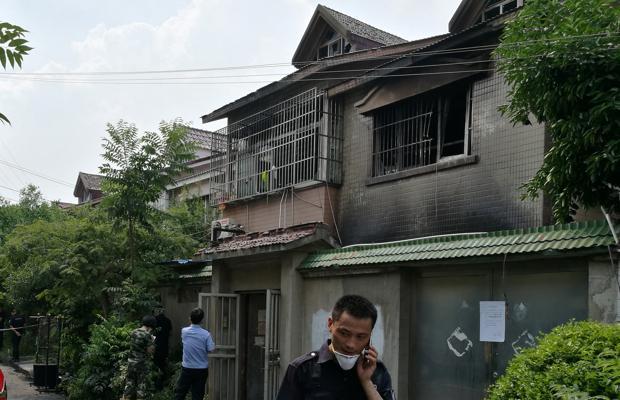 Incendio en China deja 22 muertos; apresan sospechoso