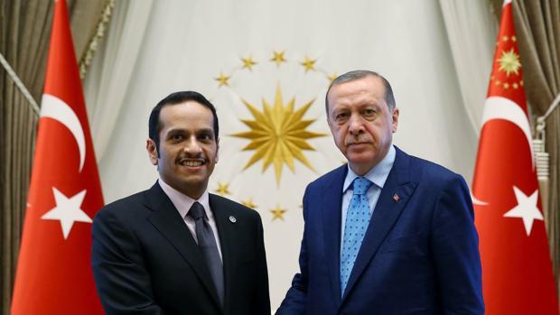 Turquía refuerza su presencia militar en Qatar