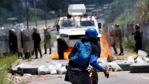 El mundo aislará a Maduro si impone su Constituyente