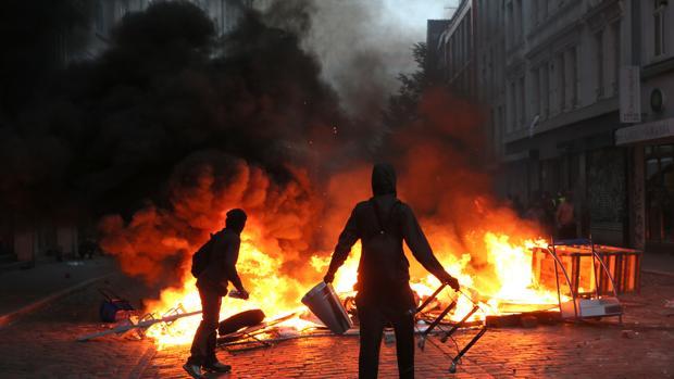 Alemania indemnizará con 40 millones de euros a los damnificados por los disturbios del G20