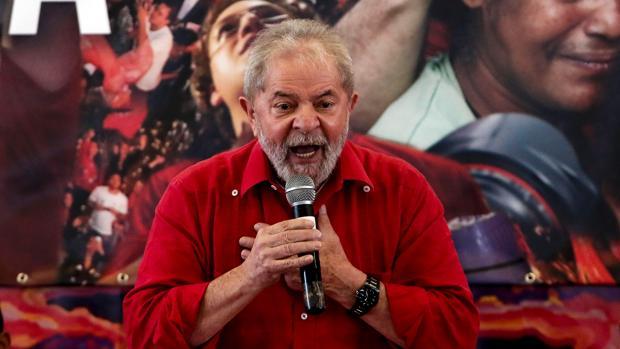Manifestaciones en Brasil contra la condena a Lula