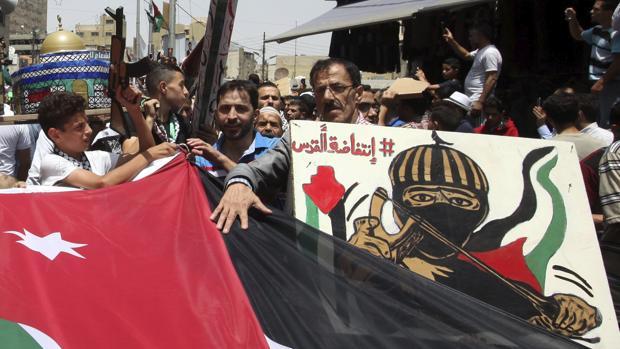 Jordania exige poder interrogar al agente israelí que mató a dos jordanos el domingo en Amán
