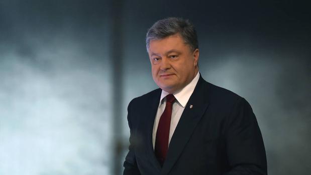 La Justicia ucraniana pide abrir una investigación contra Poroshenko por alta traición