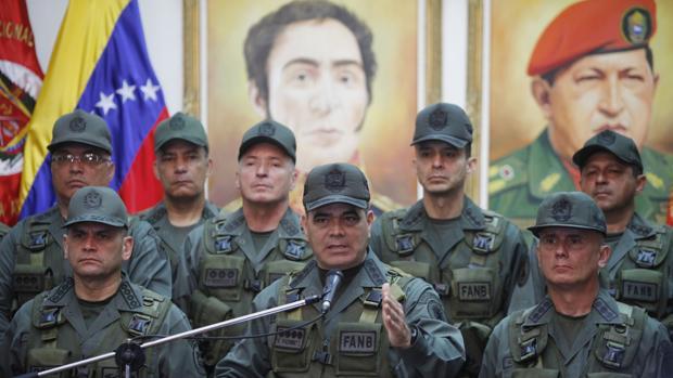 Estados Unidos sanciona a 13 altos mandos del Gobierno de Venezuela