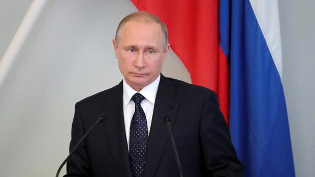 Putin tacha de «cínica» la propuesta de nuevas sanciones contra Rusia y estudia respuestas