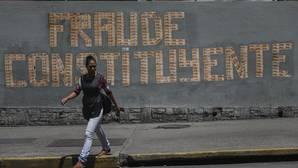 El Parlamento venezolano pide al resto de países no reconocer el resultado de la Constituyente
